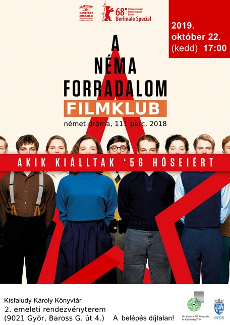 nema_forradalom_filmklub_gyori_konyvtar