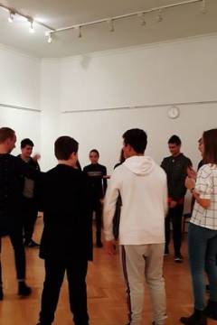 Játékos közösségek - drámapedagógia a RÉV Színházzal 1