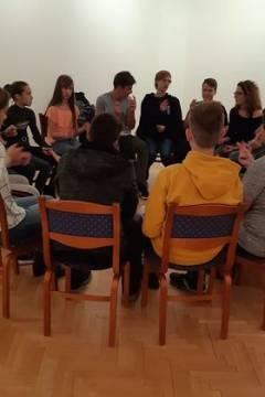Játékos közösségek - drámapedagógia a RÉV Színházzal 4