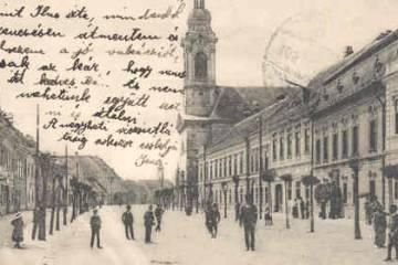 A Kossuth Lajos utca 1910 körül 3