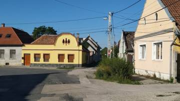 Újvárosi utcakép 3