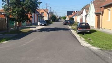 Újvárosi utcakép 6