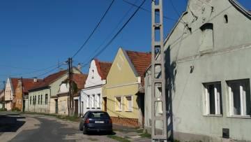Újvárosi utcakép 7