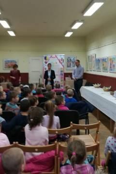Csallóközi Színes Ceruzák nemzetközi gyermekrajz kiállítás 3